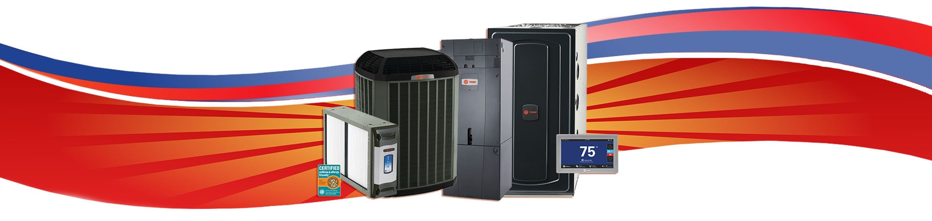 Trane Heating service in Hoffman Estates IL is our speciality.